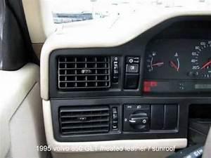 Volvo 850 Stahlfelgen : 1995 volvo 850 glt youtube ~ Jslefanu.com Haus und Dekorationen