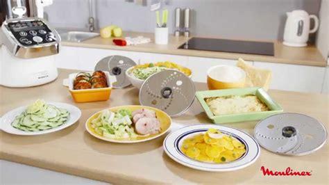 cuisine companion moulinex découpe légumes