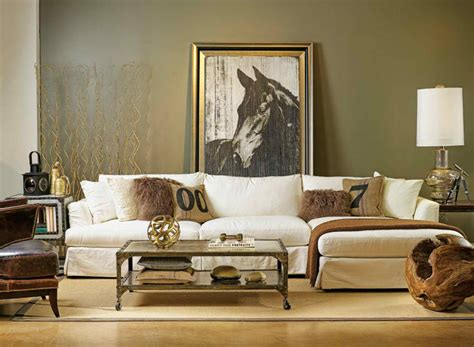 Chic Living Room Decorating Ideas And Design 7 Chic: Industrial Chic Living Rooms