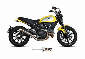 Ducati Scrambler 800 : ducati scrambler 800 slip on mivv exhaust ghibli steel ~ Medecine-chirurgie-esthetiques.com Avis de Voitures