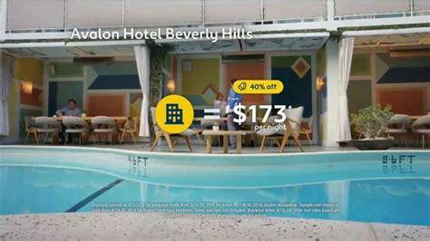Expedia TV Commercial, 'California: Avalon Hotel' - iSpot.tv
