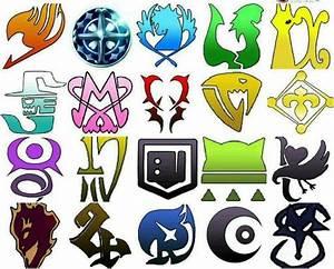 Fairy Tail logos | logo style | Pinterest | Logos, Fairies ...