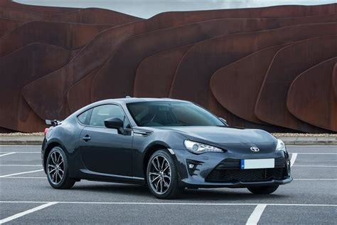 Toyota Gt86 Car Lease Deals & Contract Hire