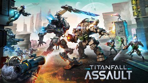 Titanfall Assault Ab Sofort Für Iphone Ipad Und Android