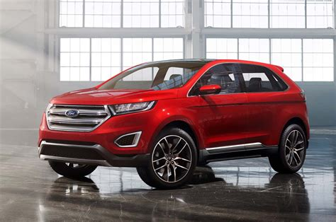 ford edge crossover 2016 ford edge suv and review http www autocarkr com