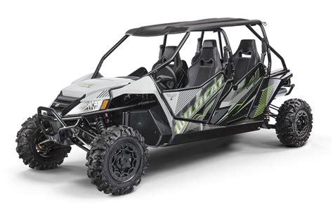2018 Textron Off-Road Wildcat 4X Limited | ATV Trail Rider ...