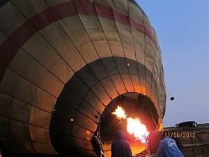 Hot air balloon safari - Picture of Sarova Mara Game Camp ...