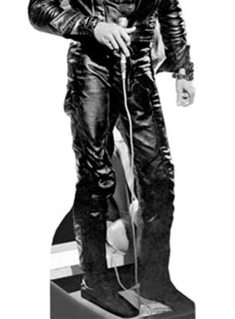 Elvis Presley Leather Pants Makeyourownjeans Made
