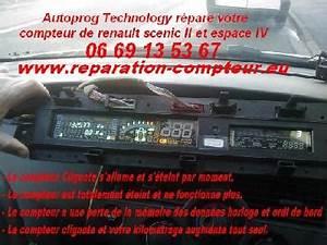 Tableau De Bord Scenic 2 Ne S Allume Plus : reparation compteur scenic 2 0669135367 annonces gratuites pi ce d tach e ~ Gottalentnigeria.com Avis de Voitures