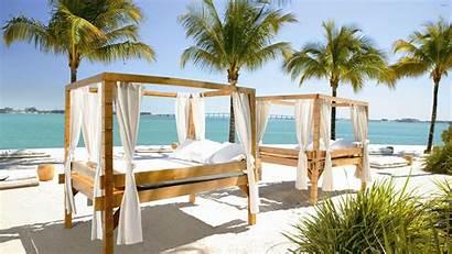 Tropical Resort Beaches Beach Wallpapers Water