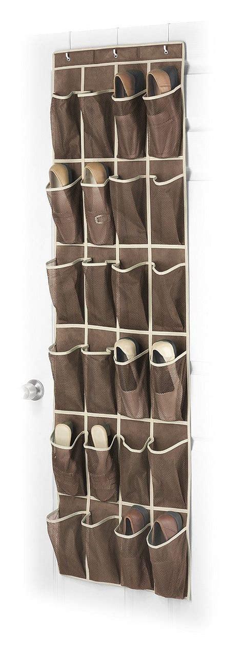 door shoe holder the door shoe rack for closet hanging storage canvas
