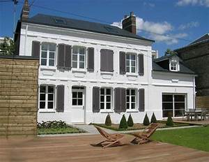 peinture pour volet bois 15 volet bois facade maison With quelle peinture pour volet bois exterieur