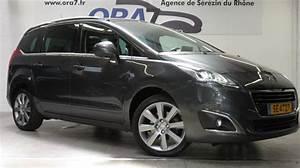 Peugeot 5008 7 Places Occasion Belgique : peugeot 5008 2 0 hdi 150ch fap allure 7 places occasion lyon s r zin rh ne ora7 ~ Gottalentnigeria.com Avis de Voitures