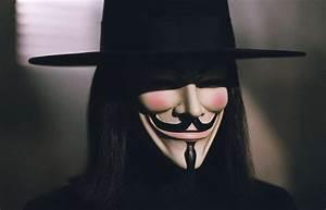 V de Vingança (V for Vendetta) Cinema Grafado