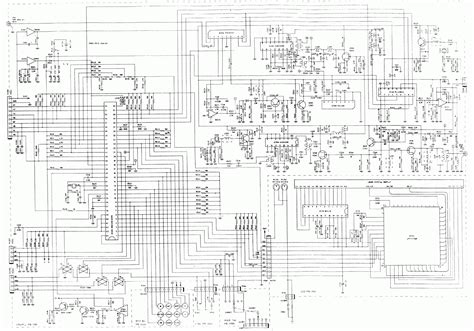 schematic electrical diagram alan 9001