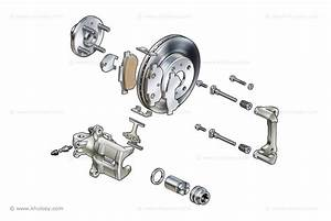stock images of car engines components suspensions With brake disc diagram