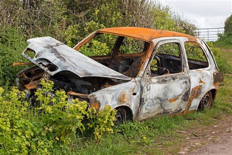 Number Of Abandoned Cars Triples In Five Years  Auto Express