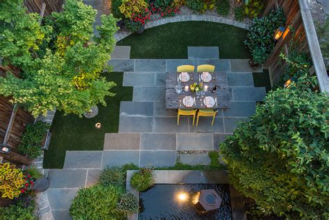 dc landscape design landscape project making the most of a small yard turf