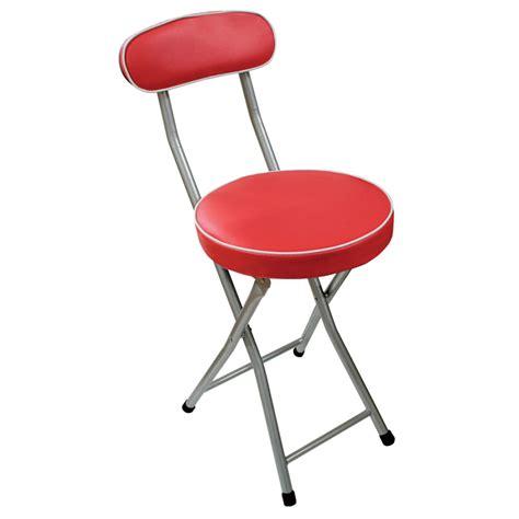 chaise de bar pliable chaise pliante en métal tabouret de bar accessoires de cuisine poubelle tabouret