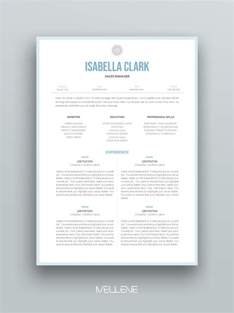 My Resume Is Two Pages by Resume Template 4 Page Cv Template Cover Letter