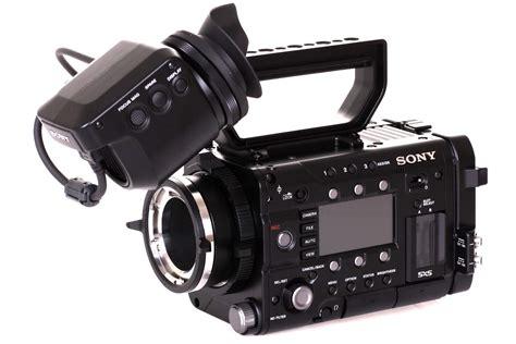 sony pmw  cinealta digital cinema camera talamas