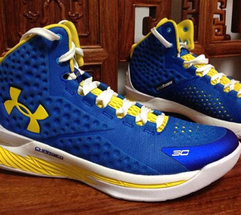 The madness was constant and still, sitting there, like a place on a. Is This The Under Armour Steph Curry One? | Sole Collector