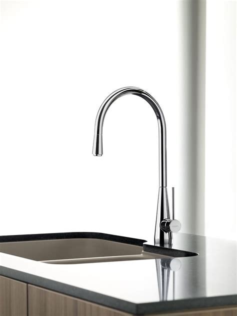 Blanco Faucet Chrome   White Gold