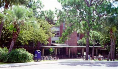 Rawlings Hall - Architecture of the University of Florida ...