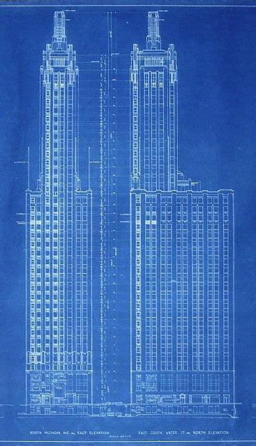 Chrysler Building Blueprint by Chrysler Building Blueprint For The Home