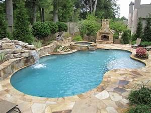 atlanta pool builder freeform in ground swimming pool With free form swimming pool designs