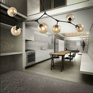Luminaire Salon Design : suspension luminaire design pour salon lampes et luminaires marchesurmesyeux ~ Teatrodelosmanantiales.com Idées de Décoration