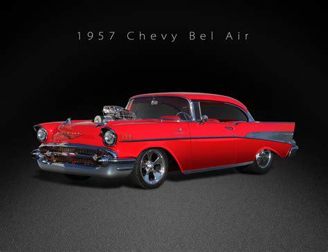 Chevrolet Bel Air by 1957 Chevrolet Bel Air Denali Motorsports