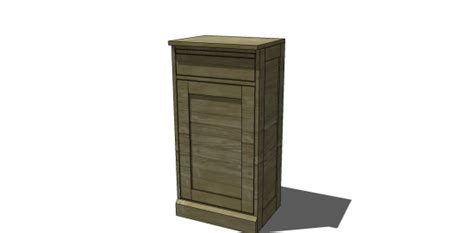 pottery barn bar cabinet free diy furniture plans to build pottery barn inspired