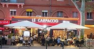 Restaurant Romantique Toulouse : le carpaccio toulouse 29 boulevard de strasbourg ~ Farleysfitness.com Idées de Décoration