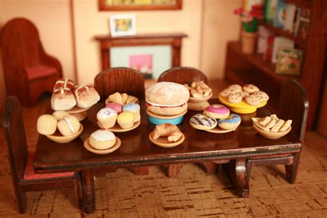 cuisine miniature the craft arty kid miniature food made with