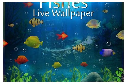 Free Moving fishes wallpaper download