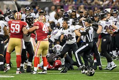 Sports Fights Biggest Nfl History Fight Weekend