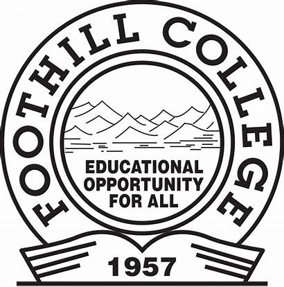 College Foothill Seal Svg Wikipedia Community Motto