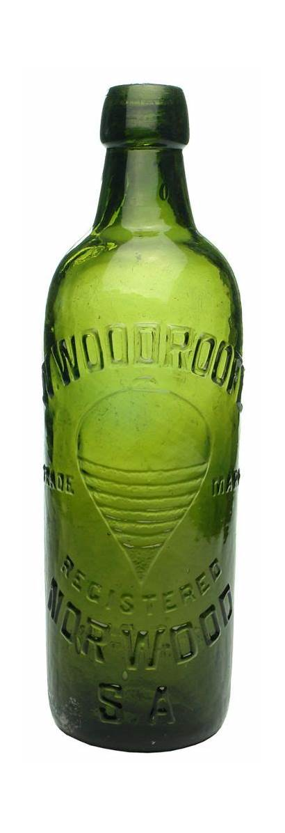 Glass Woodroofe Norwood Bottle Auction Spinning Abcrauctions