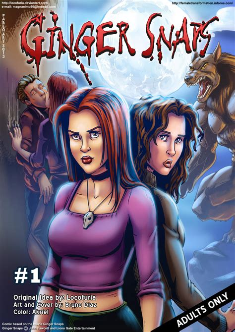 ginger snaps 1 by locofuria on deviantart