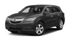 acura mdx curb weight  years  trims