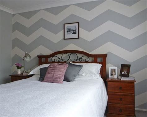Chevron Bedrooms by 25 Best Ideas About Chevron Bedroom Walls On