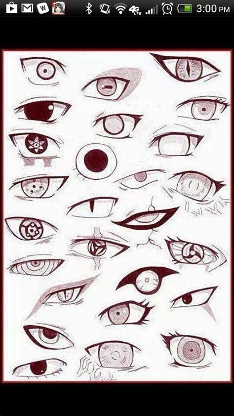 naruto eyes   recognize    naruto