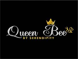 Queen Bee logo design - 48HoursLogo.com