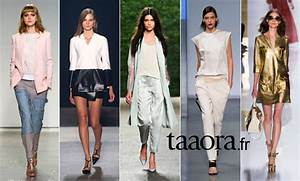 printemps ete 2014 couleurs tendance taaora blog With tendance mode 2014
