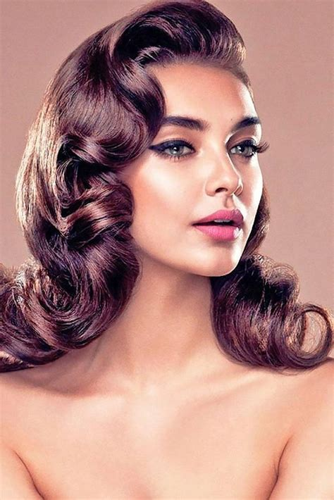 1950s Hairstyles For by 2019 1950s Hairstyles