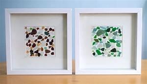 Sea Glass Wall Art