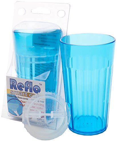 Amazon.com : Reflo Smart Cup With Open Rim Flow Control