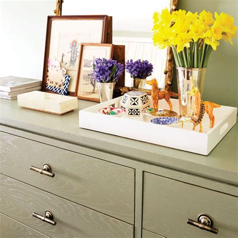 how to decorate a dresser 10 seriously chic ways to decorate your vanity stylecaster