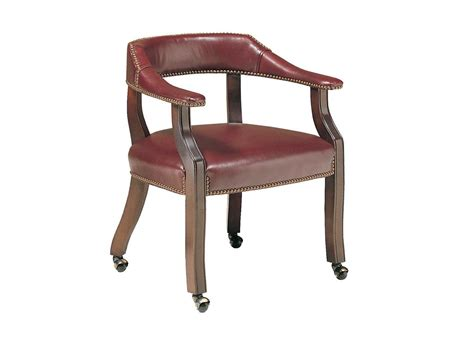 classic leather bankers office chair 92